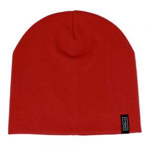ciapka s ochranou pred ziarenim cervena